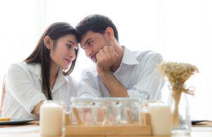婚活 恋愛感情