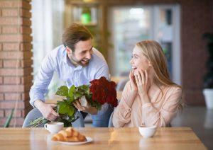 花を贈る心理で男性のどのような思いが分かる?本音について知ってみよう